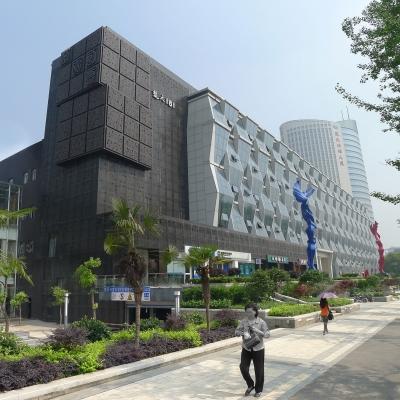 楚天181创意产业园景观及建筑改造设计(2011)