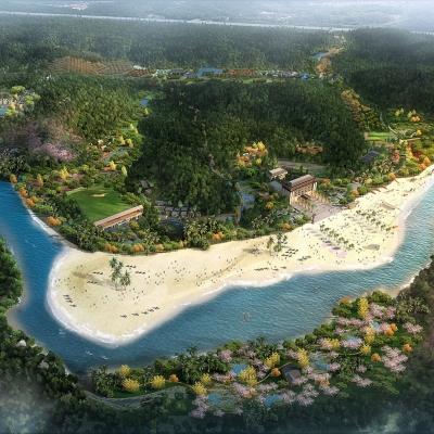 湖北·红安舞龙滩生态旅游度假总体规划及修建性详细规划(2014)