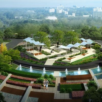 岳阳移动通信建筑与景观设计(2013)